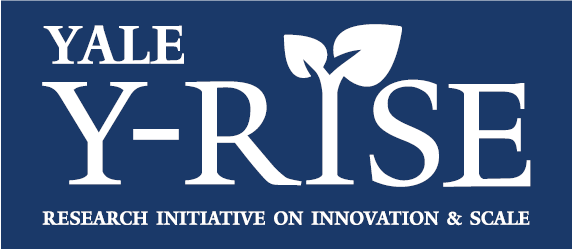Yale Research Initiative on Innovation & Scale (Y-RISE)