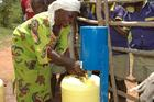 Chlorine dispensers for safe water