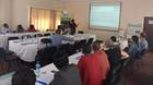 Experts in water, sanitation and hygiene at the stakeholders meeting