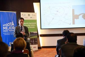 IPA Colombia Presents on Improving Security to Bogota City Officials