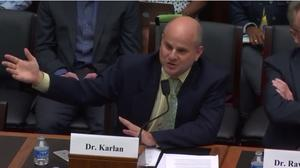 Dean Karlan Testifying before Congressional Committee