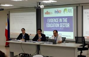 Evidence in Education Policy Forum