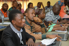 Training on youth program evaluations in the Sahel