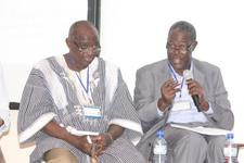 IPA Burkina Faso agriculture and financial inclusion conference