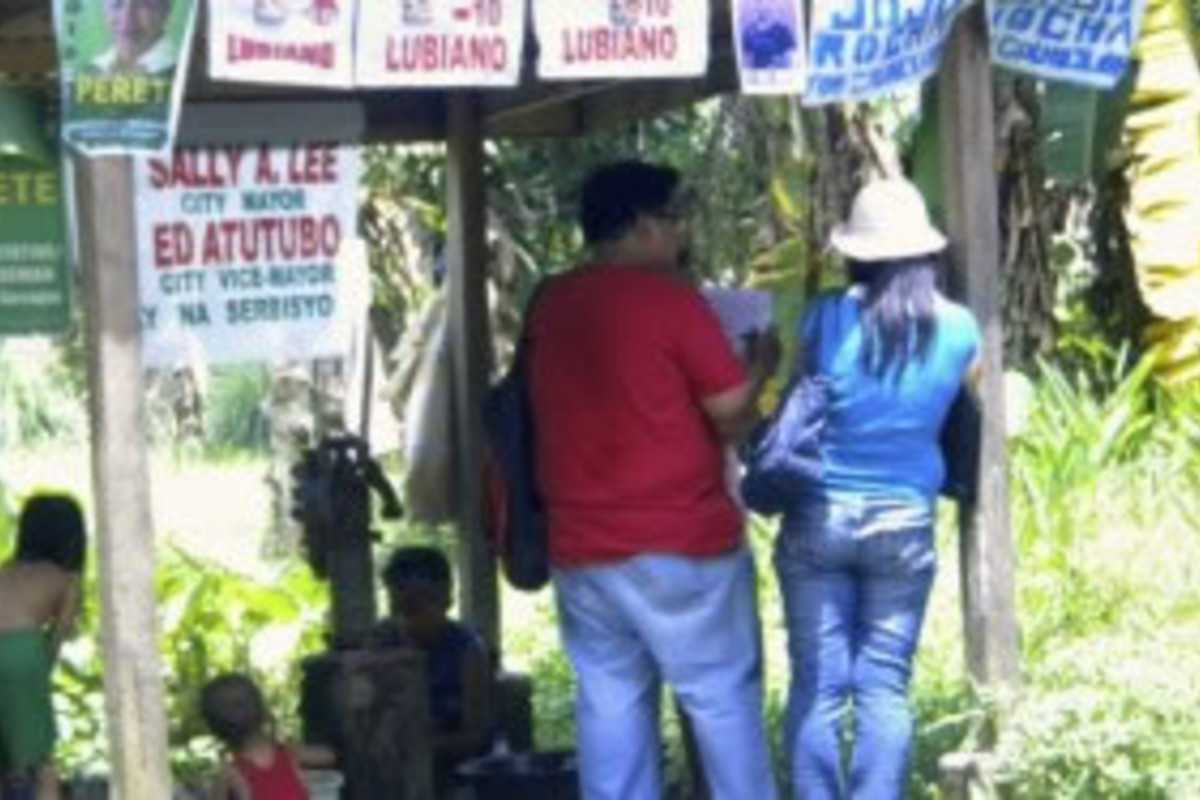 Campaigns Against Vote Selling In The Philippines Do Promises Work Innovations For Poverty Action