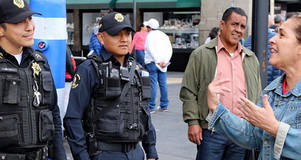Mexico Policing Study Photo