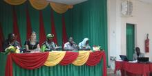 The emerging Burkinabe evaluator day panel