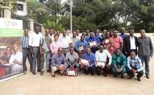 Participants of IPA's Impact Evaluation and Scientific Writing workshop