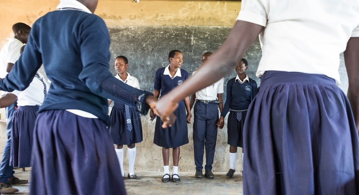 Uganda — Educate! Secondary school program
