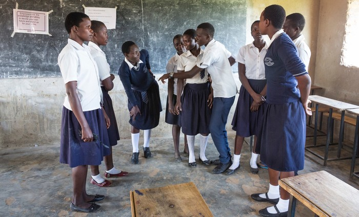 Uganda — Educate! Secondary school program — Soroti region